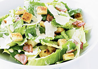 green ceasar salad